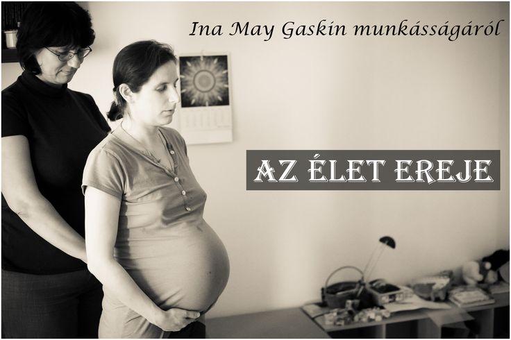 """Ina May Gaskin az elmúlt ötven év alatt nem kevesebbet bizonyított be a világnak, köztük az orvos-társadalomnak, mint hogy a szülés természetes, magától értetődő és szent esemény, amelyre alapvetően képes a női szervezet. 2011 decemberében, elsőként a szakmában, kiérdemelte az """"alternatív nobel díj""""- ként ismert Right Livelihood díjat."""