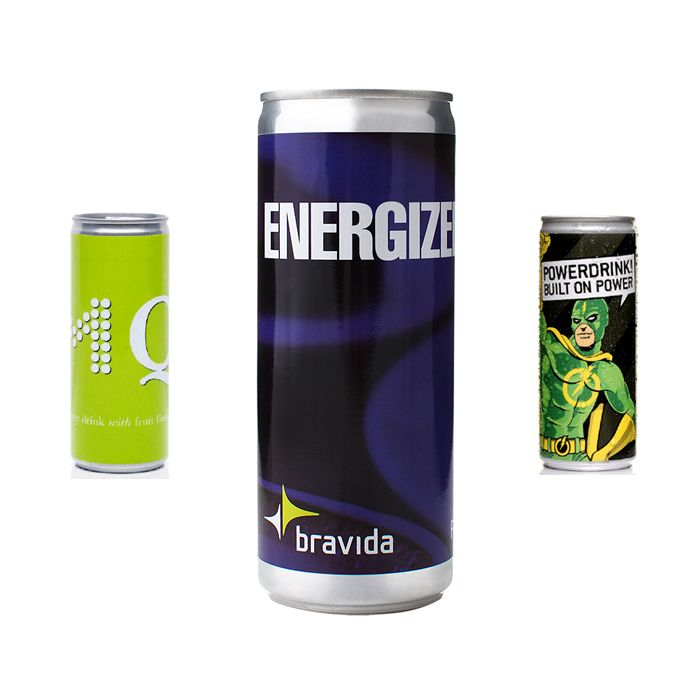 cool Energidryck 25cl