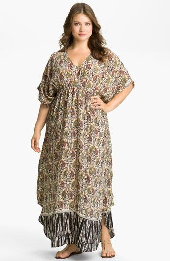 Look Fabulous in Plus Size Bohemian Clothing | Read more:  http://whatwomenloves.blogspot.com/2015/04/look-fabulous-in-plus-size-bohemian.html