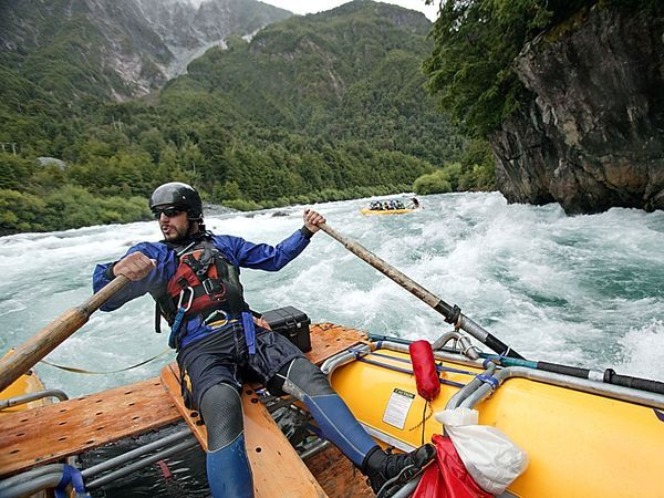 #Rafting - Futaleufú #Chile - Photo by National Geographic
