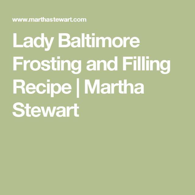 lady baltimore frosting and filling amy sedaris lady baltimore cake ...
