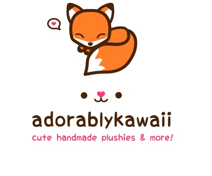 how to draw kawaii sitting fox