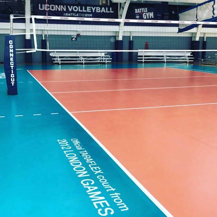 Repost University Of Hartford Honored To Be Playing On The 2012 London Olympic Games Court Hawknationdom London Olympic Games Olympic Games Indoor Volleyball