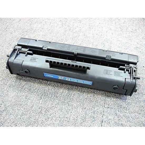 CANON Pack de 1 cartouche de toner – EP-22 – Noir – capacité standard 2500 pages