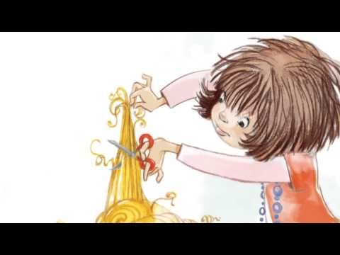 EVA AND SADIE AND THE WORST HAIRCUT EVER! by Jeff Cohen | Book Trailer (Children's Picture Book)