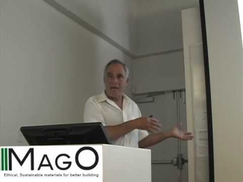 MagO presentation part 1 Magnum wall board - YouTube