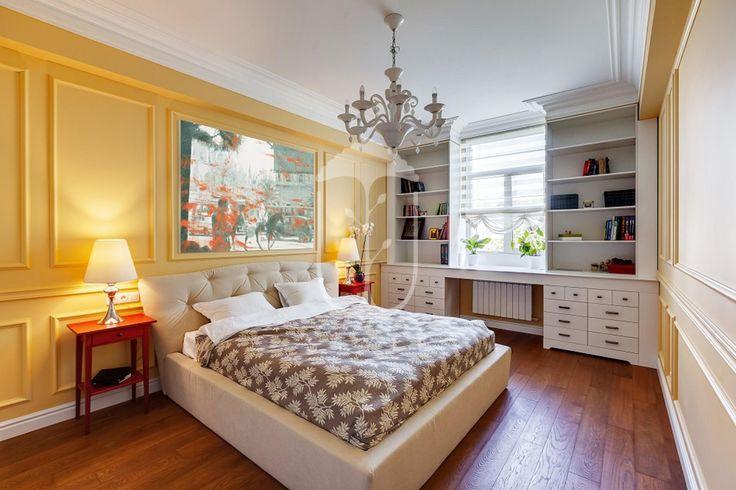 Bright eclectic interior