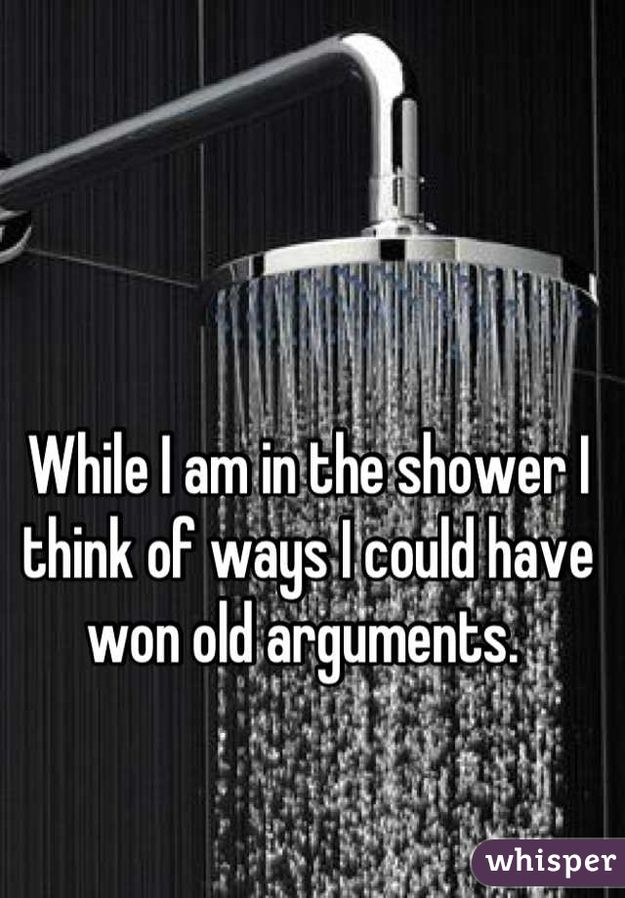 Some deep thinking: | 25 Things People Do In The Bathroom That Are Better Than Going To The Bathroom