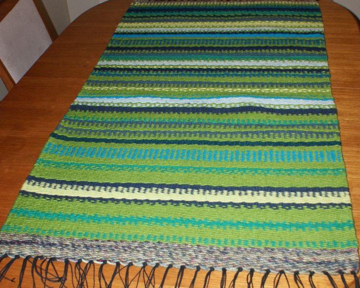 Rainbow Wools Store - Rug Yarn, $18.00 (http://www.rainbowwools.com/rug-yarn/) This rug woven by Lynn Latter in Rainbow Wools Rug Yarn