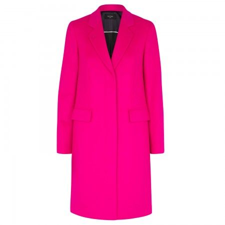 Paul Smith Black - Epsom wool and cashmere blend coat