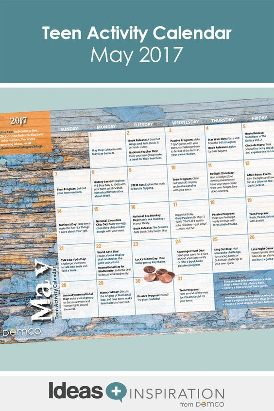 43 best images about Free Activity Calendars on Pinterest - activity calendar