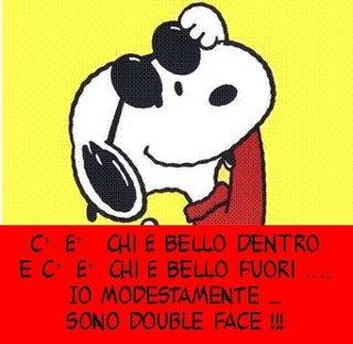 ... perchè i pensieri più belli sono quelli di Snoopy & C.? ....
