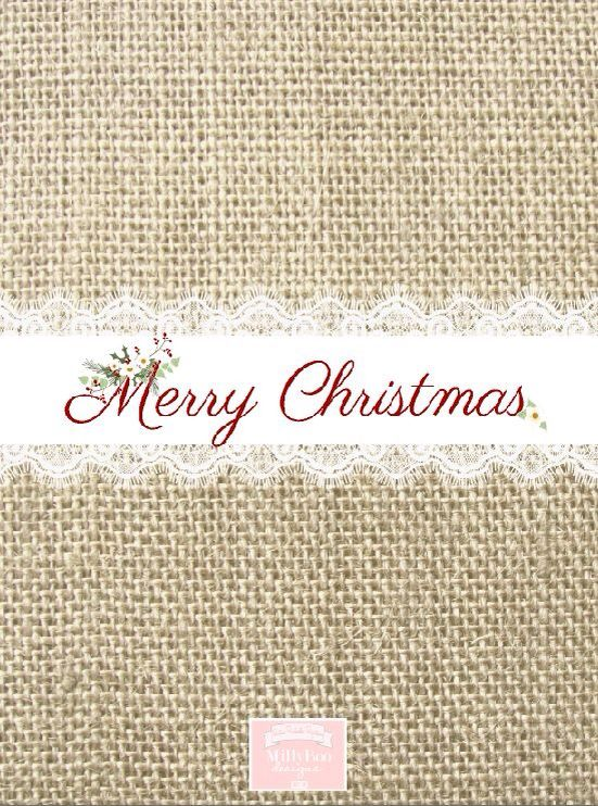 Burlap and lace Chocolate wrapper printables by MillyBoo Designs