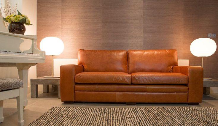 Sloane 2.5 Seater Sofa from Darlings of Chelsea