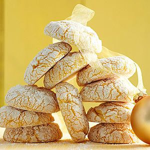 Lemon Crinkle Cookies From Better Homes and Gardens, ideas and improvement projects for your home and garden plus recipes and entertaining ideas.