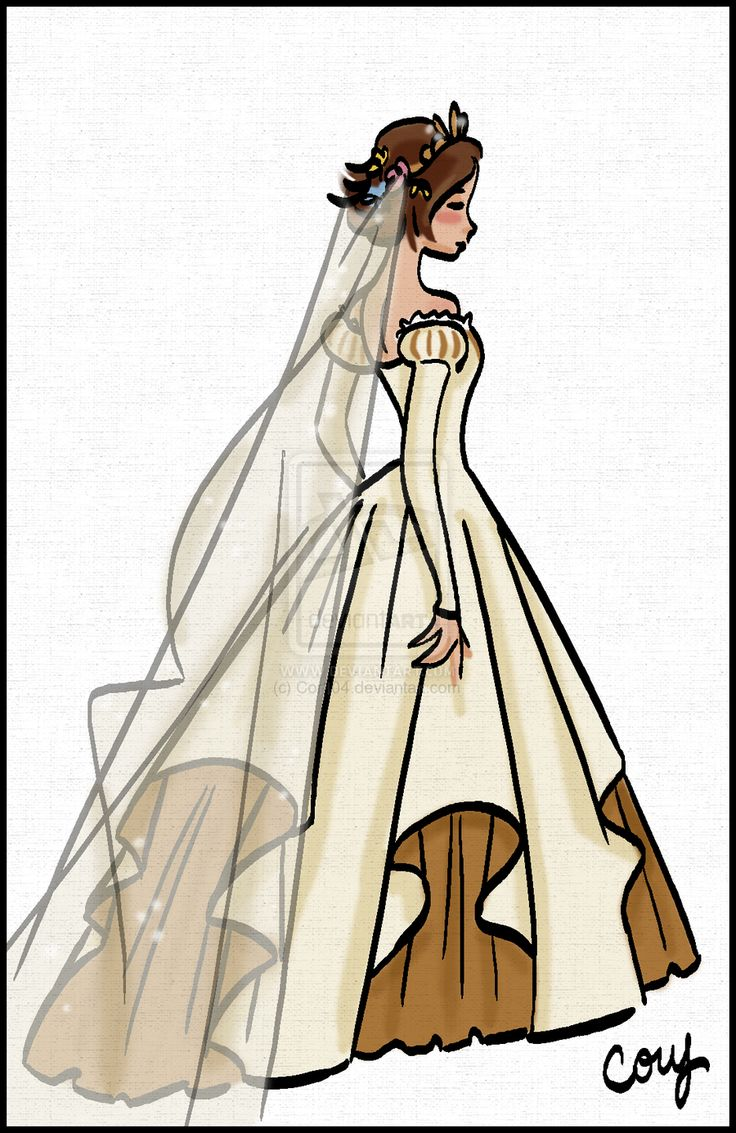 Rapz+Wedding+Dress+Back+by+Cor104.deviantart.com+on+@deviantART