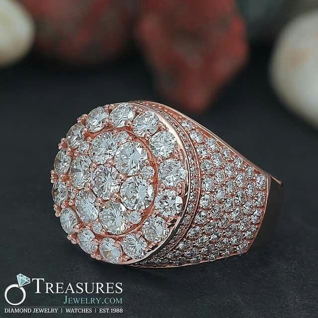 1000 Ideas About Men S Diamond Rings On Pinterest Rings