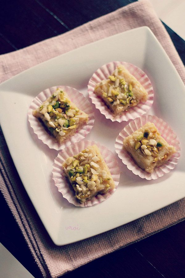 paneer barfi recipe – one easy recipe of soft sweet fudge made with cottage cheese (paneer), condensed milk and cream. step by step recipe.