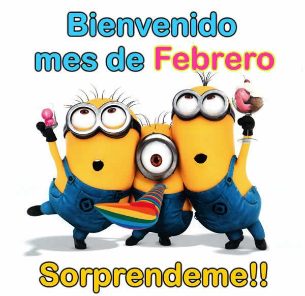 Bienvenido febrero frases - Telenovela