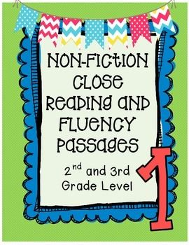 2nd grade nonfiction reading passages pdf