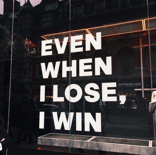 Mijn grootste overwinning