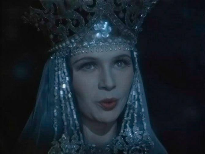 Нинель Мышкова (1926-2003) the russian actress from fairy tale    Nineli Myshkova (1926-2003)