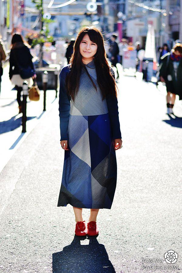 Tokyo street style | WARDROBE INSPIRATION