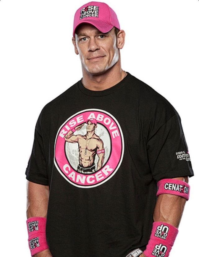 Rise Above Cancer Randy Orton