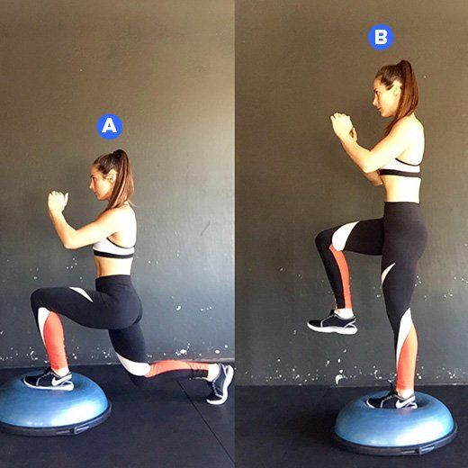 Bosu Ball For Beginners: 33 Best BOSU Training Images On Pinterest