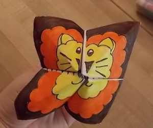Lion Origami   Bible Songs And More