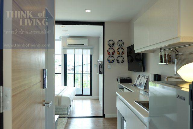 1 Bedroom type, , Establiss Condo by Foureyes Design, BKK, THailand
