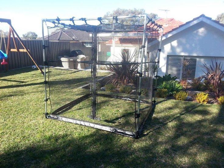 Portable Outdoor Cat Enclosures : Portable freestanding cat enclosure free hammock