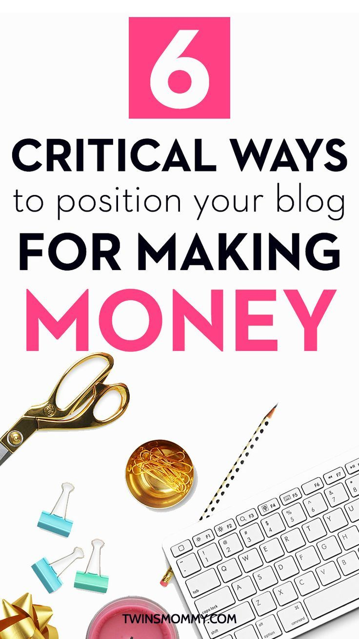 Struggling to make money blogging? There are so many blogging tips out there, but how can they help? Here are 6 steps to help you monetize your blog.