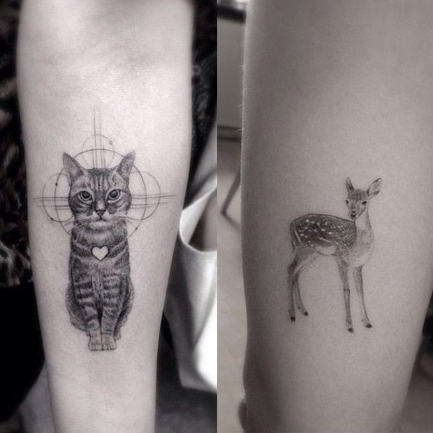 #tattoofriday – Dr. Woo