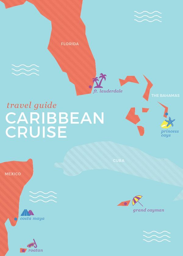 Travel Guide: The Best Ports on a Caribbean Cruise Vacation