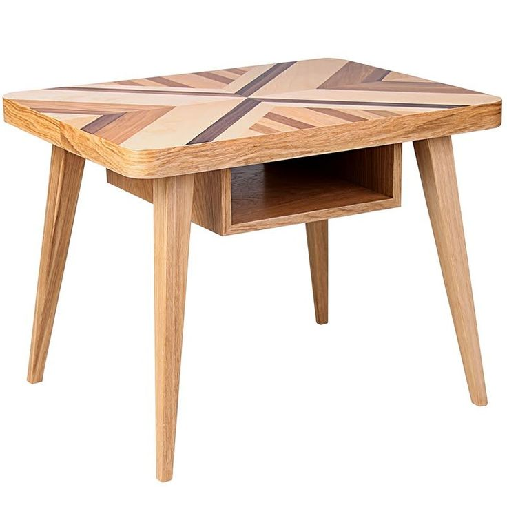 Stolik kawowy MINI PUZZLE 2 marki Wood&Paper #ladnerzeczy #targirzeczyladnych #ladnerzeczydziejasiewinternecie #polishdesign #design