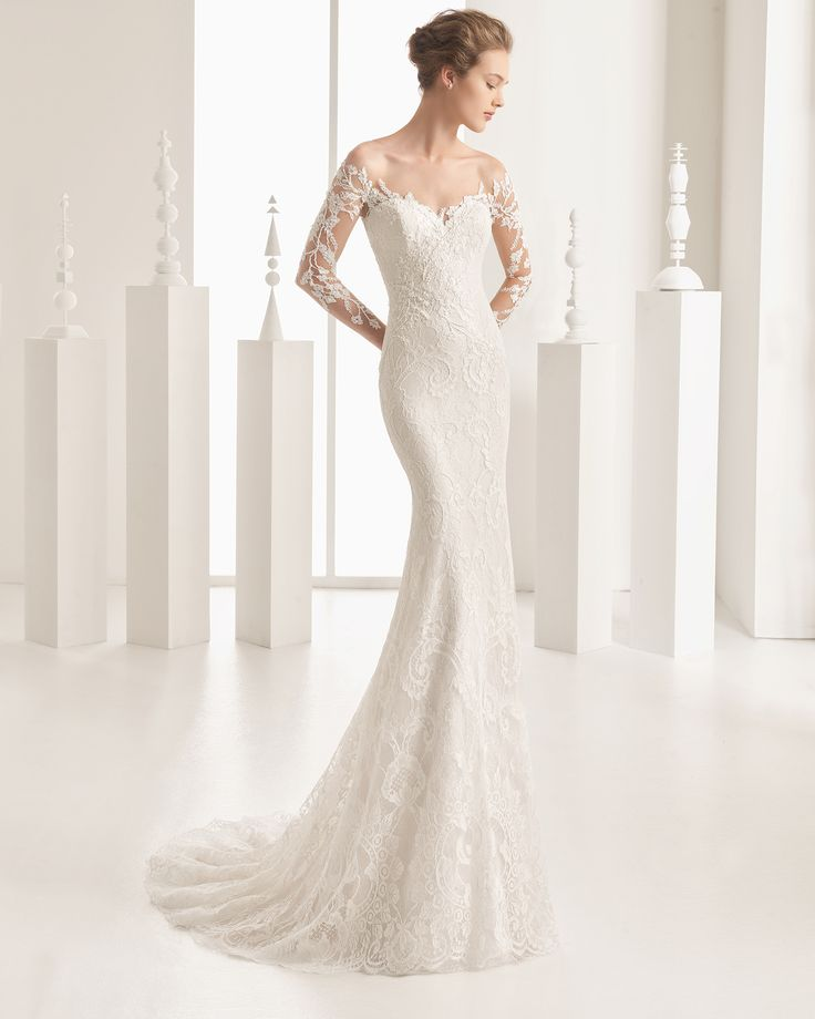 Naim vestido de novia Rosa Clará 2017