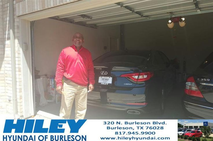 https://flic.kr/p/U2TYbW | Congratulations Betty on your #Hyundai #Sonata from Chad Mohler at Hiley Hyundai of Burleson! | deliverymaxx.com/DealerReviews.aspx?DealerCode=KNWA