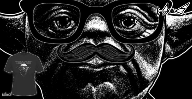 Magliette - Design: Master Hipster - by: Boggs Nicolas