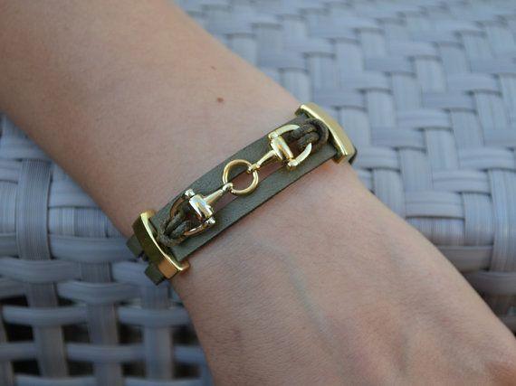золотой трензель бит браслет, деревенская девушка ювелирные изделия, кантри, золотые ювелирные изделия, конная, ювелирные изделия пастушка