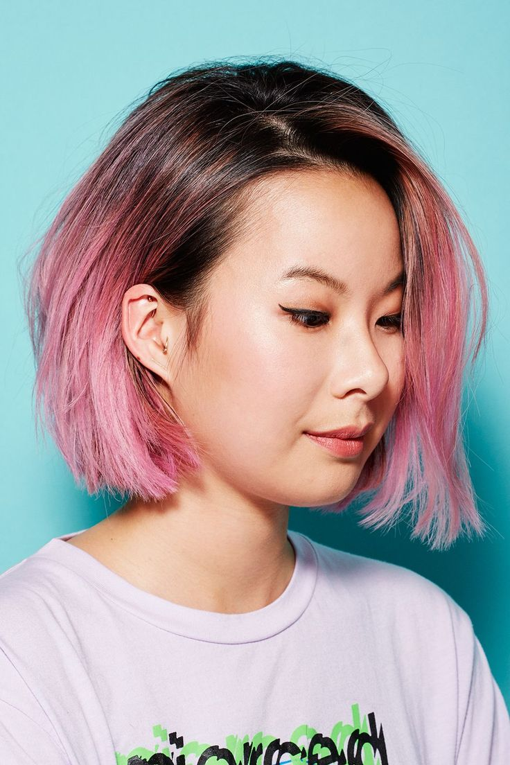 "L.A.'s 6 Coolest Haircuts — & How To Style Them #refinery29  http://www.refinery29.com/2016/12/132182/la-hairstyles-sal-salcedo-styling-tips#slide-9  The Girl: Tiffany WuThe Cut: textured, blunt bob""This haircut is ideal for all hair textures,"" Salcedo says, but adds that those with ""thick or coarse hair should consult with their stylist before the haircut, as taking weight out may be necessary."" Tiffany's had this cut for about three months. Although she tends to keep her hair on the…"