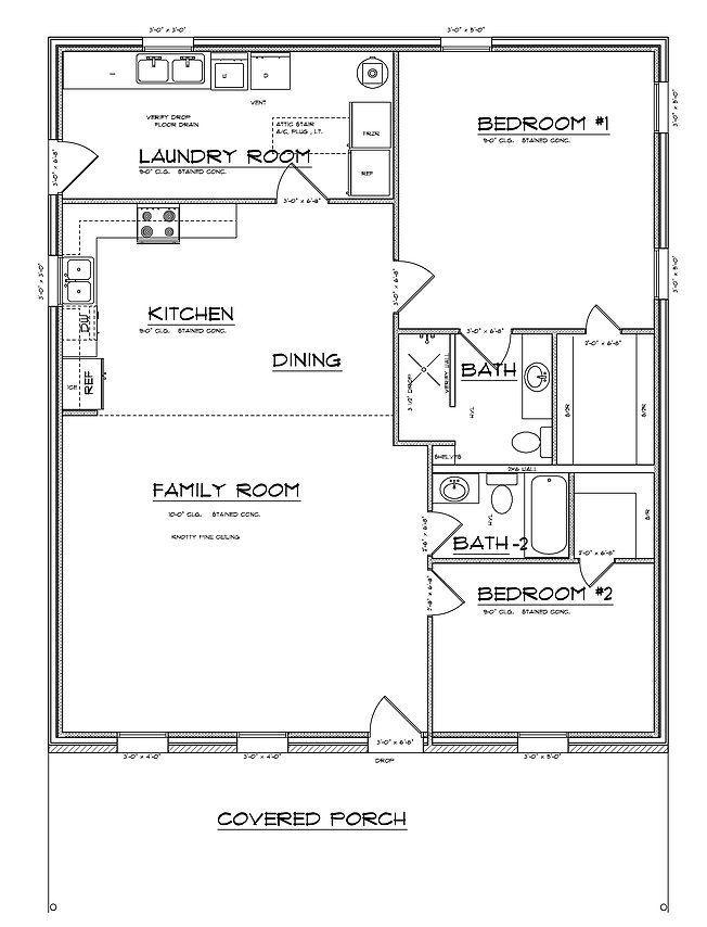 29+ Barndominium Floor Plans Ideas to Suit Your Budget
