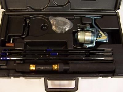 DAIWA ROD AND REEL EXECUTIVE TRAVEL PACK WITH AG1305XB SPINNING REEL & ROD