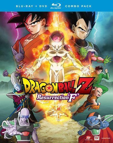 Dragonball Z: Resurrection 'F' [Blu-ray/DVD] [2 Discs]