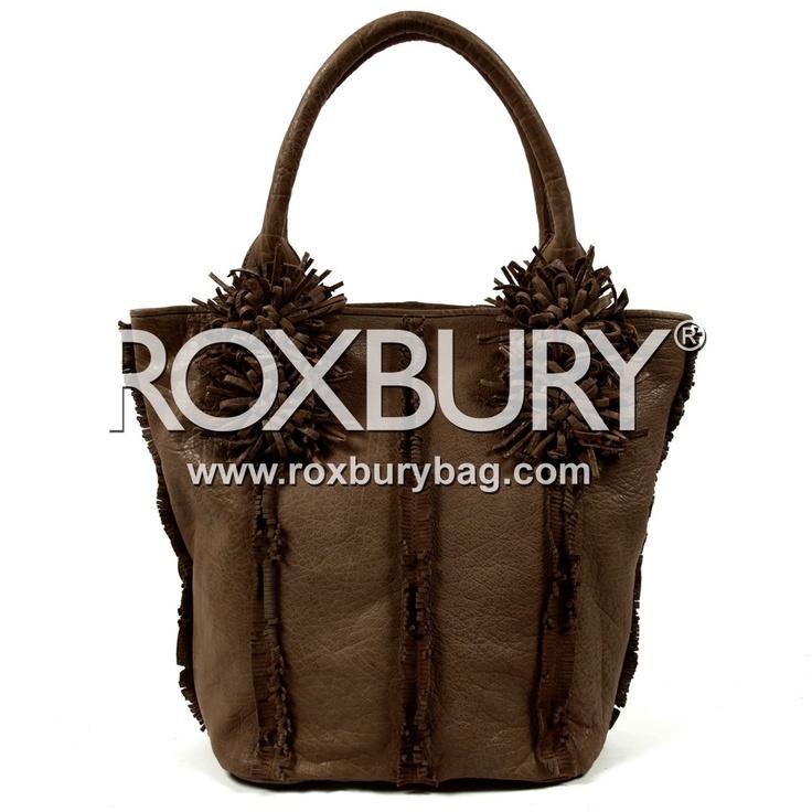 Jory Flower Tassel Tote Bag Nicolelee Roxbury Totebag