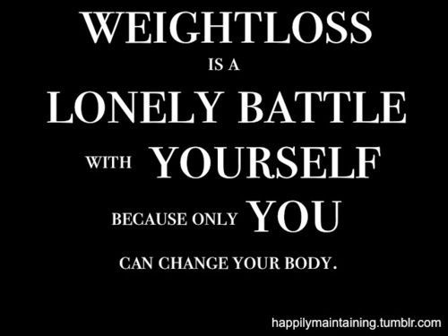 Motivational quotes for weightloss