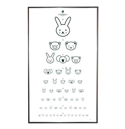 EYE CHART IN BLACK: Charts, Eyechart, Ill, Chart Print, Animal Eye, Kids Room, Eye Chart, Design, Eyes