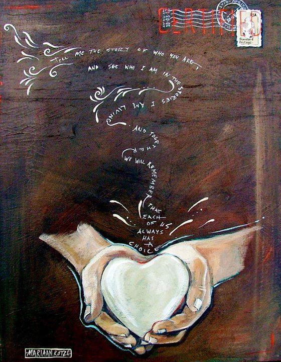Mariaan Kotze Art. Decor. Gifts    In your hands http://ift.tt/2cSioK8