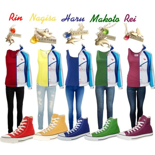 Free Iwatobi Swim Club ~ I SOOOOO WANT TO DO THIS!!!!!!!!!!!!!!!!!!!!!!!!!!!!!!!!!! CHARACTER CLOTHING Iwatobi jackets .
