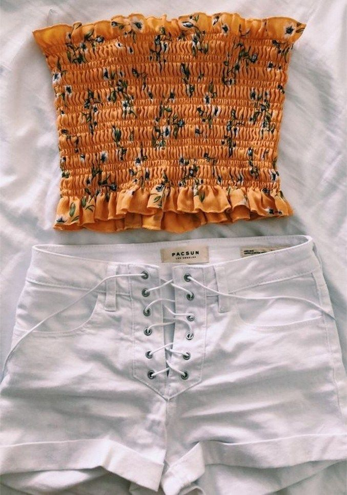48 cute and trendy summer outfit ideas for teen girls to copy 44 | updowny.com -…